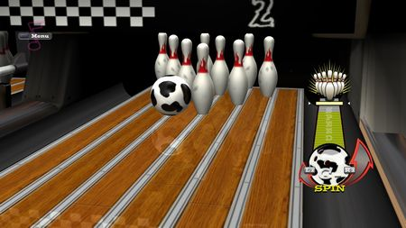High Velocity Bowling - 16805