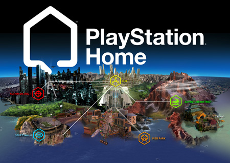 PlayStation Home Redesign - 45238