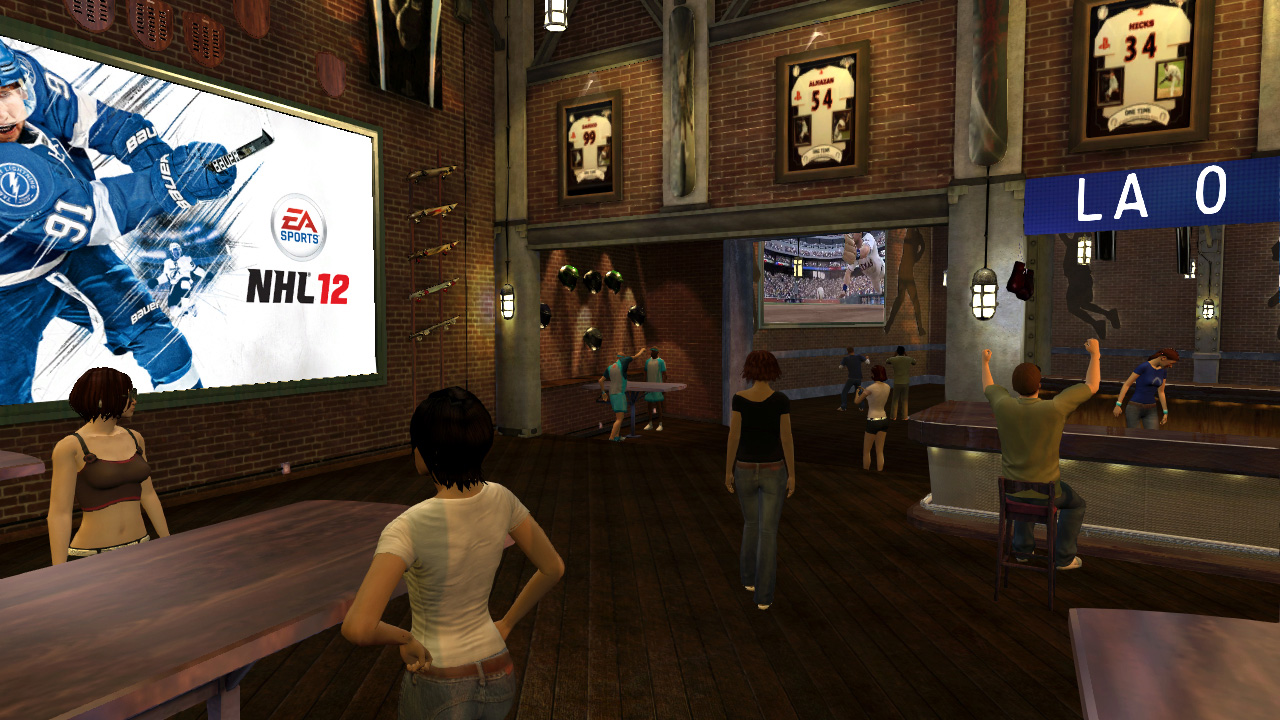 PlayStation Home Redesign - 45243