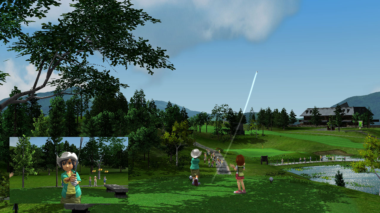 Hot Shots Golf: Out of Bounds - 21323
