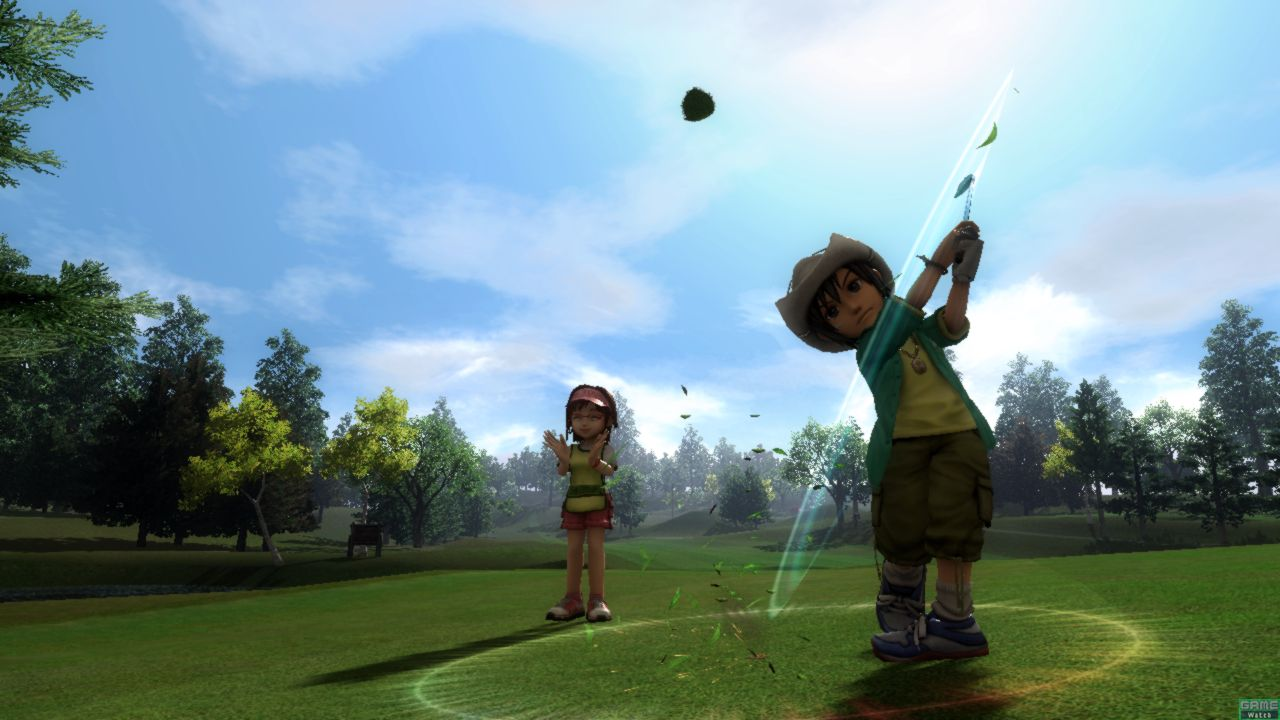 Hot Shots Golf: Out of Bounds - 21304