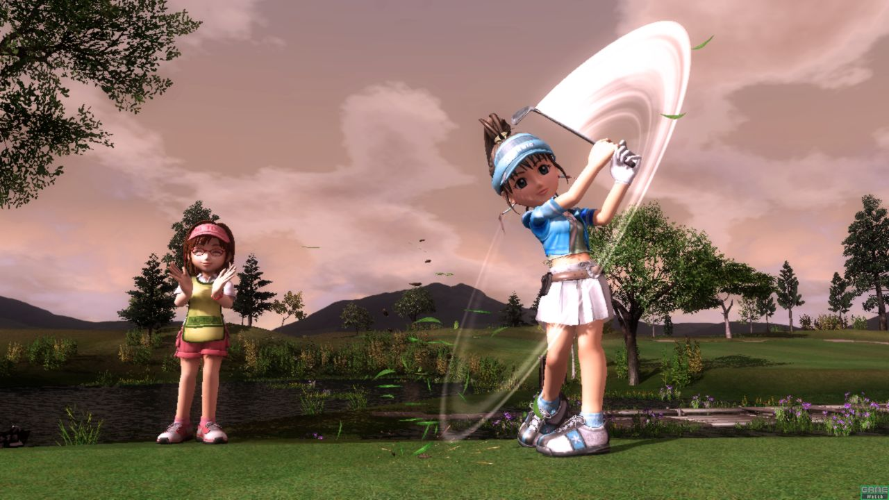 Hot Shots Golf: Out of Bounds - 21307