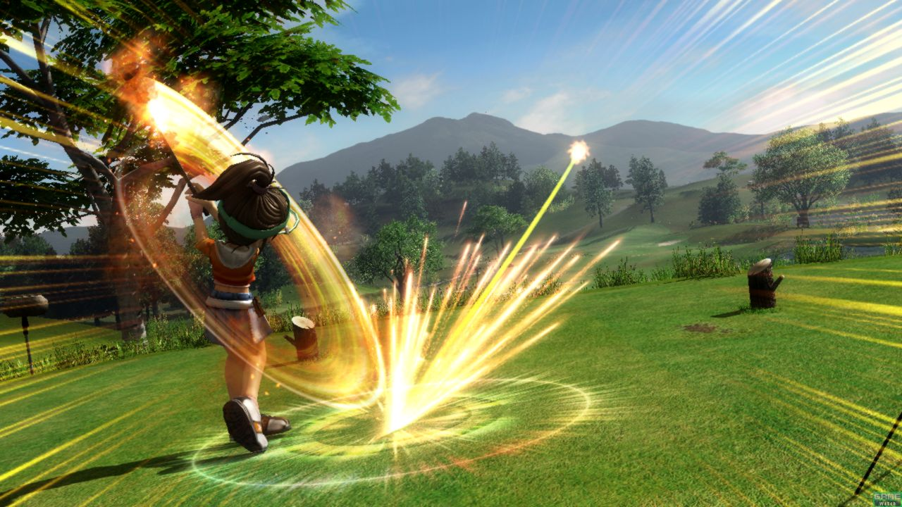 Hot Shots Golf: Out of Bounds - 21279