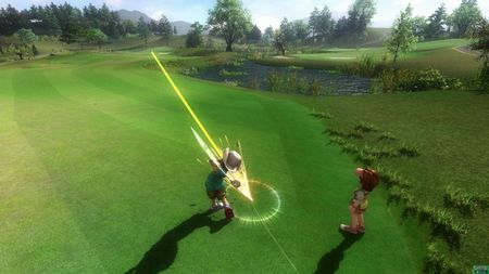 Hot Shots Golf: Out of Bounds - 21283