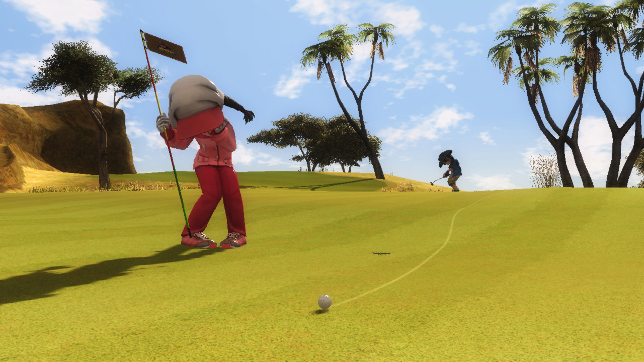 Hot Shots Golf: Out of Bounds - 21294