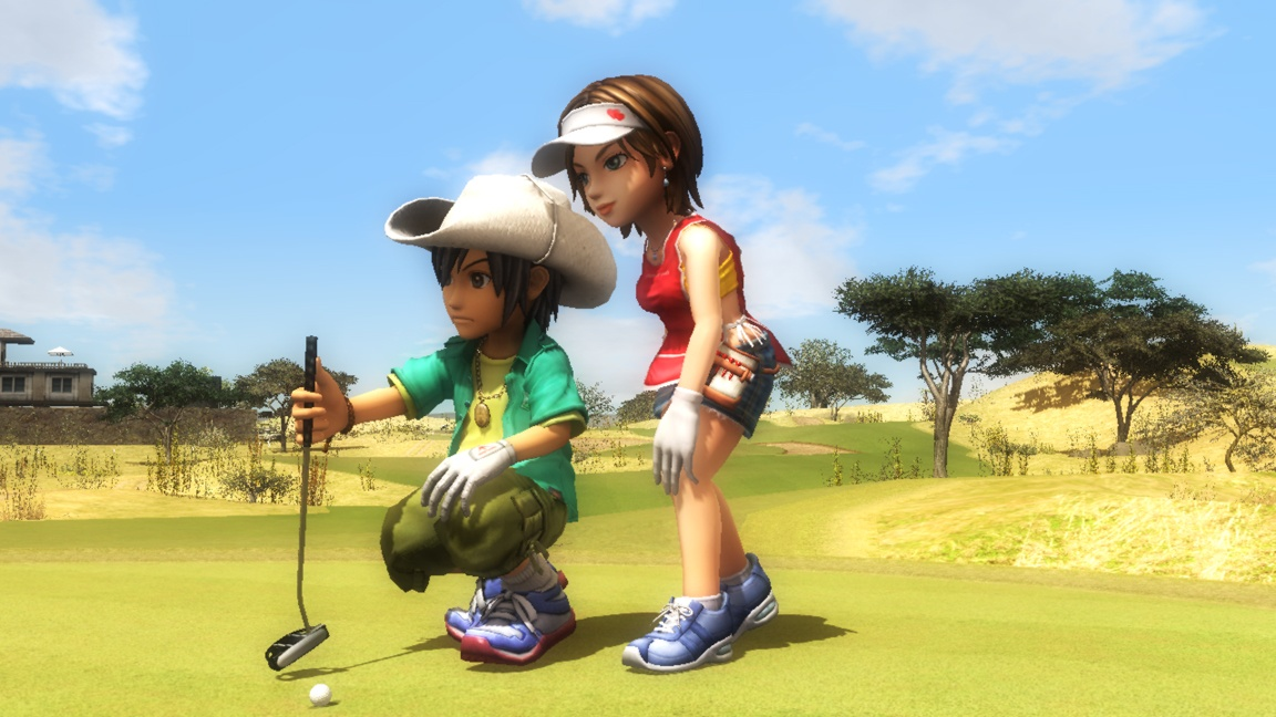 Hot Shots Golf: Out of Bounds - 21270