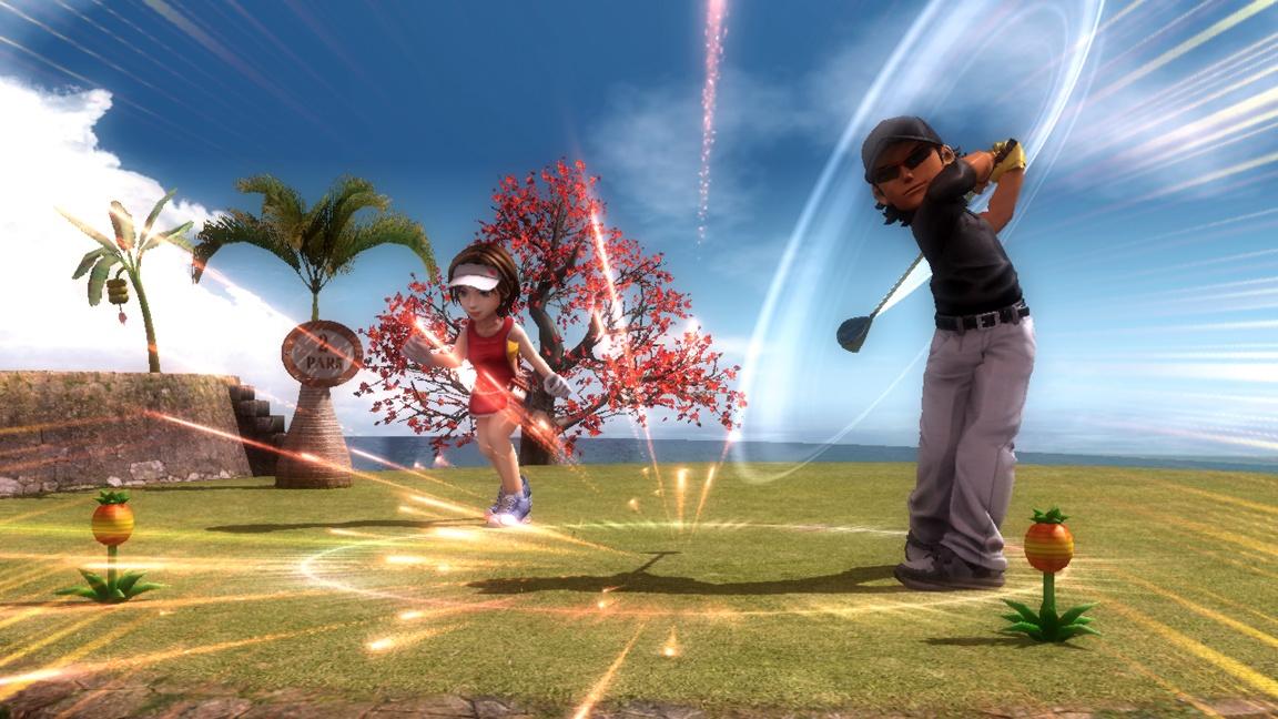 Hot Shots Golf: Out of Bounds - 21272