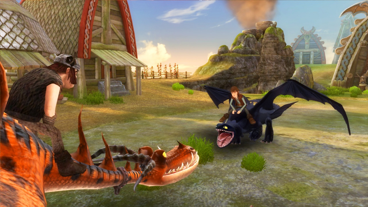 How to Train Your Dragon - 39202