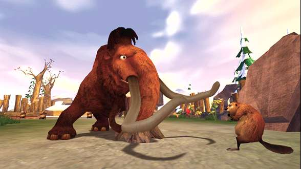 Ice Age: Dawn of the Dinosaurs - 36703
