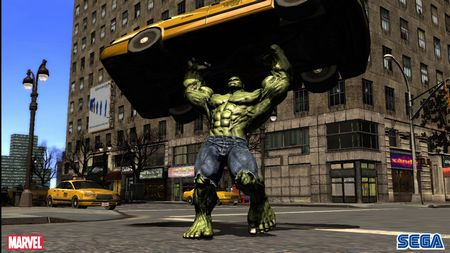 The Incredible Hulk - 25492