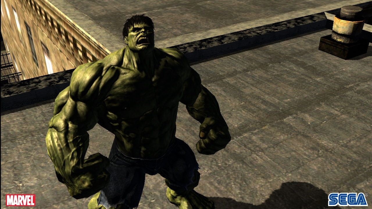 The Incredible Hulk - 25493