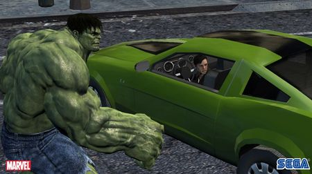 The Incredible Hulk - 25486