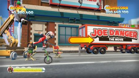 Joe Danger 2: The Movie - 47337