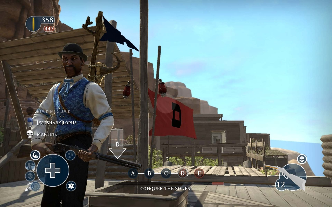 Lead and Gold: Gangs of the Wild West - 39126