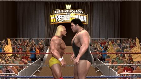 WWE Legends of Wrestlemania - 33592