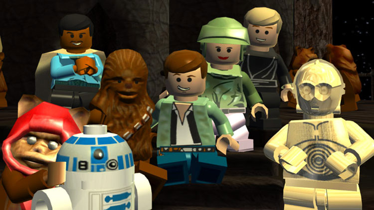 LEGO Star Wars: The Complete Saga - 10349
