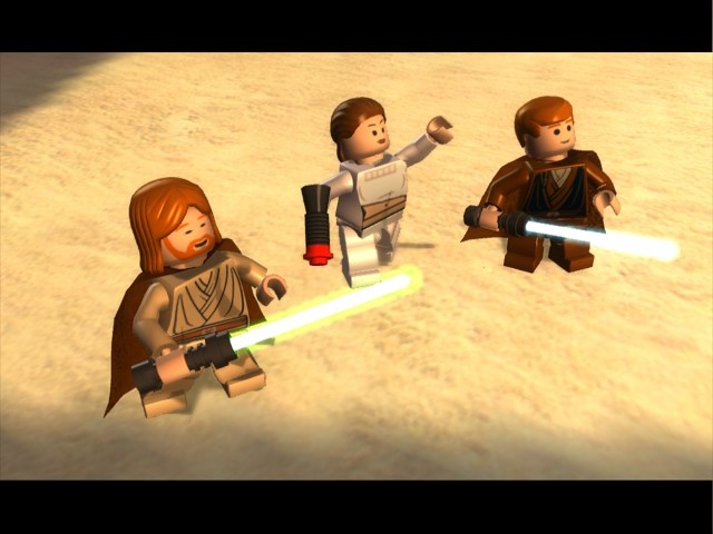 LEGO Star Wars: The Complete Saga - 10336