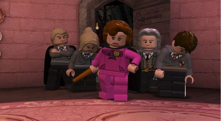 LEGO Harry Potter: Years 5-7 - 45519