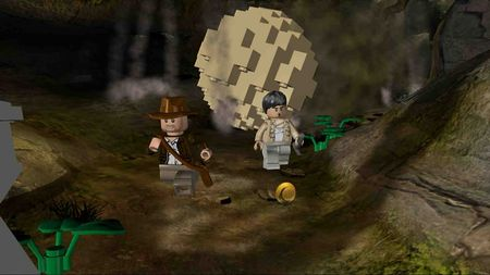 LEGO Indiana Jones: The Original Adventures - 24450