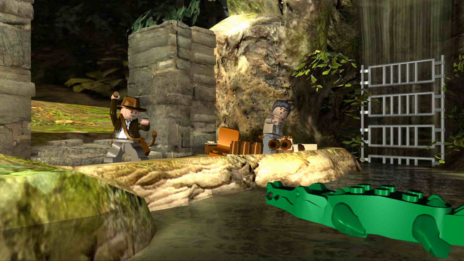 LEGO Indiana Jones: The Original Adventures - 24451