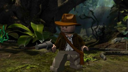 LEGO Indiana Jones: The Original Adventures - 24452