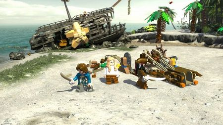 LEGO Pirates of the Caribbean - 43423