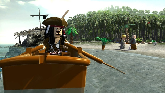 LEGO Pirates of the Caribbean - 43424