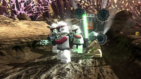 LEGO Star Wars III: The Clone Wars - 40330