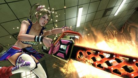 Lollipop Chainsaw - 46649