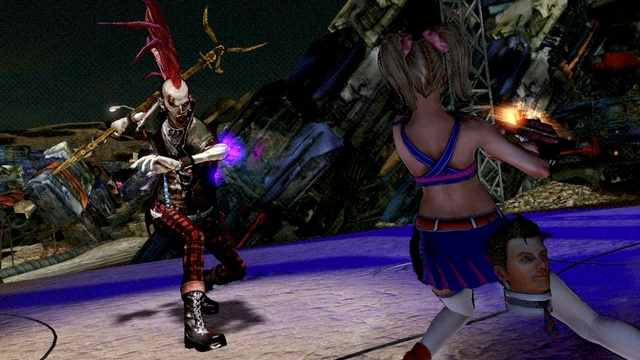 Lollipop Chainsaw - 46656