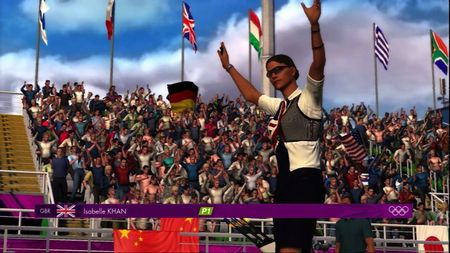 London 2012: The Official Video Game Of The Olympics - 46914