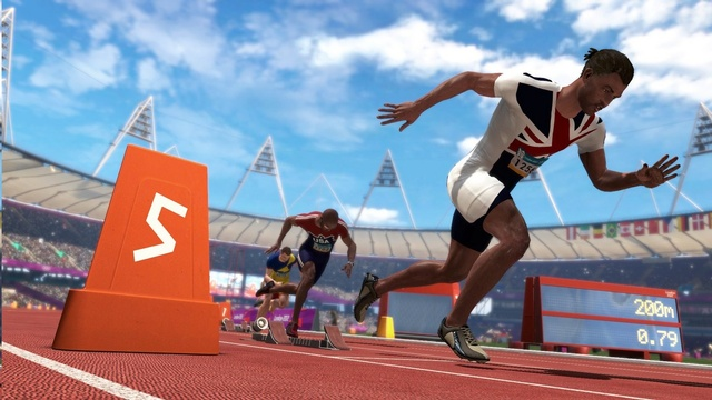London 2012: The Official Video Game Of The Olympics - 46922