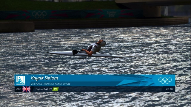 London 2012: The Official Video Game Of The Olympics - 46919