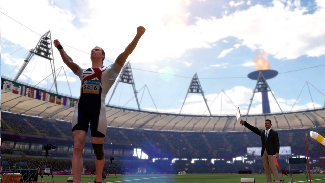 London 2012: The Official Video Game Of The Olympics - 46927