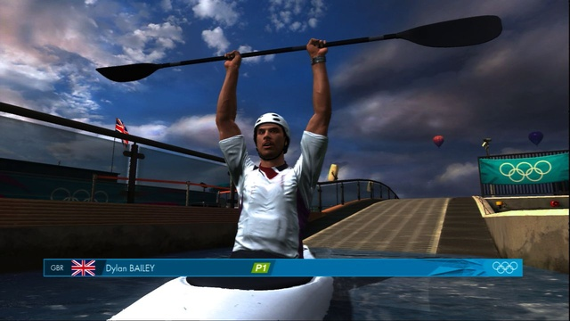 London 2012: The Official Video Game Of The Olympics - 46917