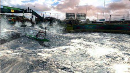 London 2012: The Official Video Game Of The Olympics - 46930