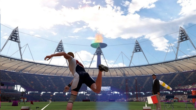 London 2012: The Official Video Game Of The Olympics - 46928