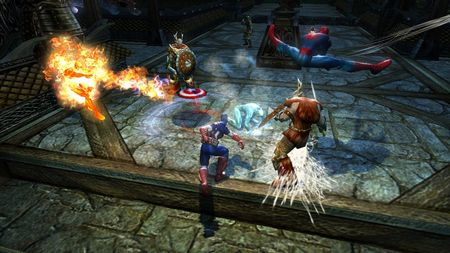 Marvel: Ultimate Alliance - 01722