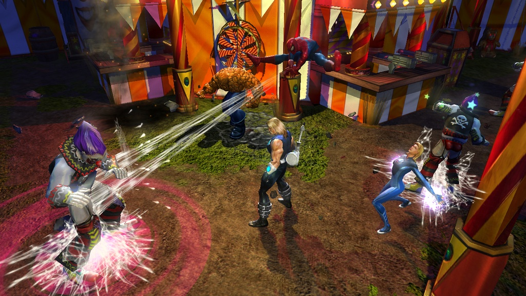 Marvel: Ultimate Alliance - 01723