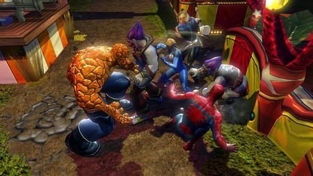 Marvel: Ultimate Alliance - 01724