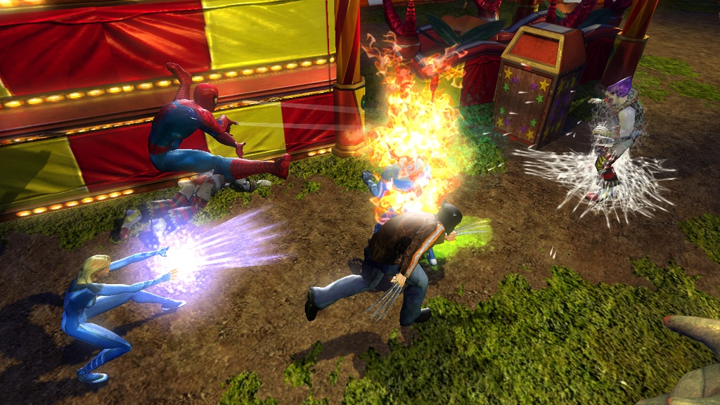 Marvel: Ultimate Alliance - 01725