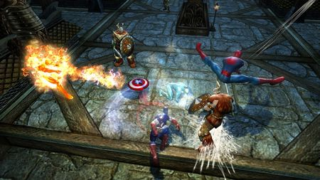 Marvel: Ultimate Alliance - 01728