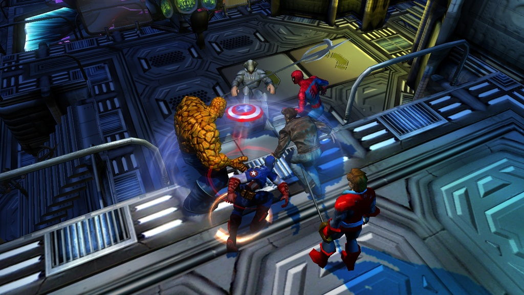 Marvel: Ultimate Alliance - 01731
