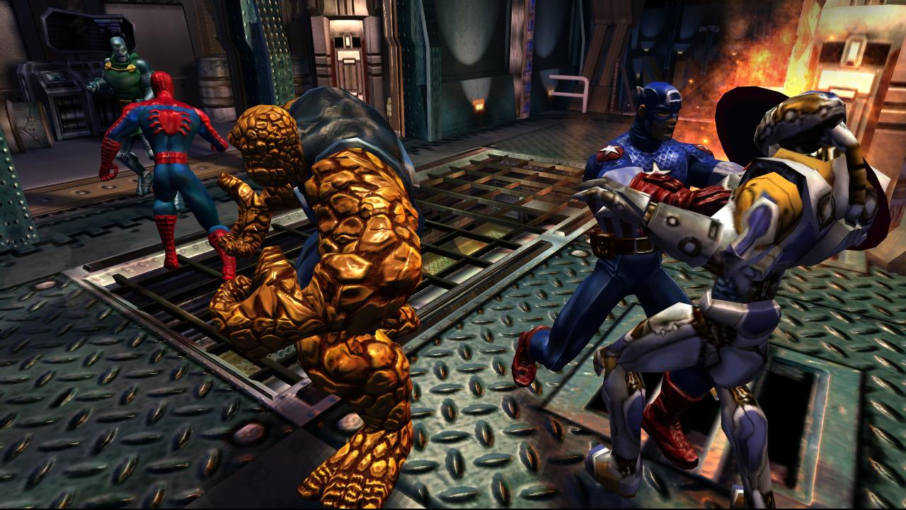 Marvel: Ultimate Alliance - 01732