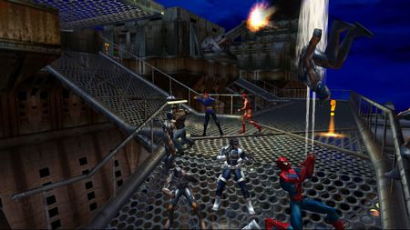 Marvel: Ultimate Alliance - 01733