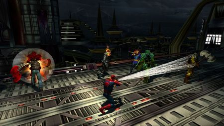 Marvel: Ultimate Alliance - 01735