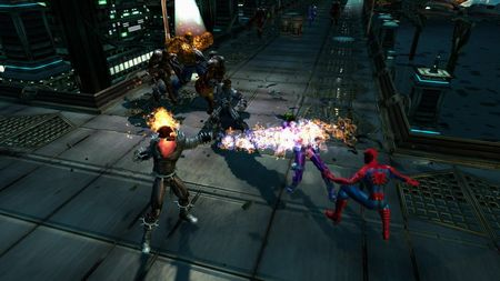 Marvel: Ultimate Alliance - 01738
