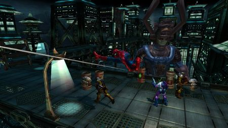Marvel: Ultimate Alliance - 01739