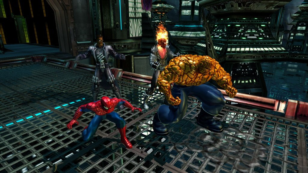 Marvel: Ultimate Alliance - 01740