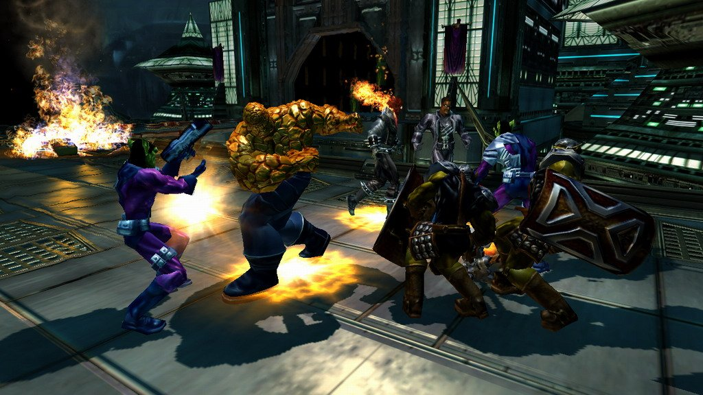 Marvel: Ultimate Alliance - 01741